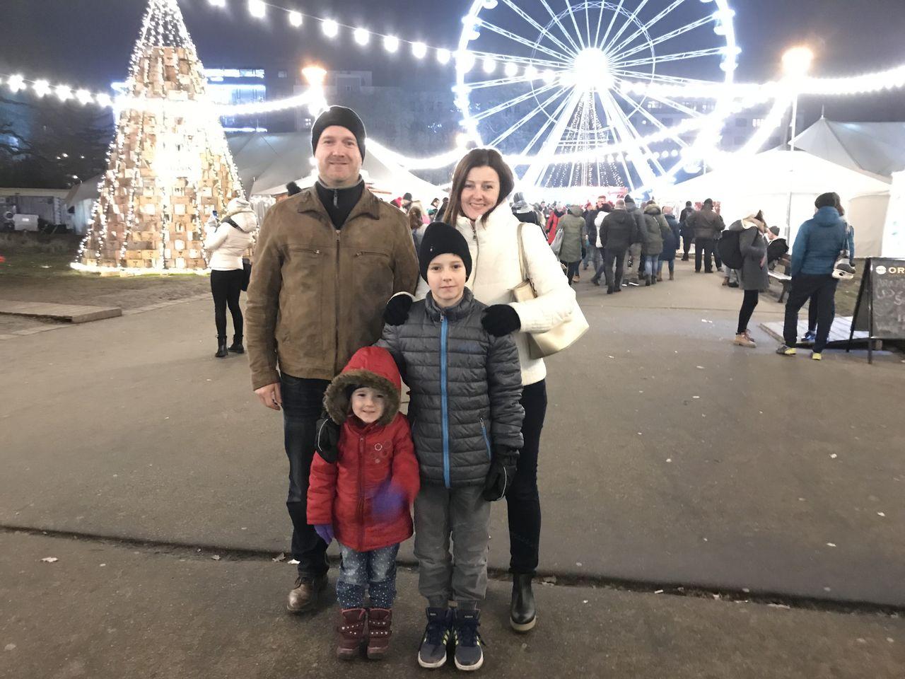 Moravák - Vánoce 2018