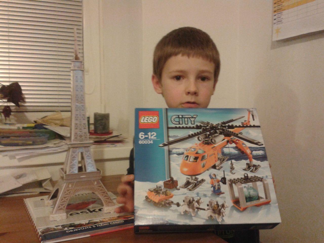 A taky Lego