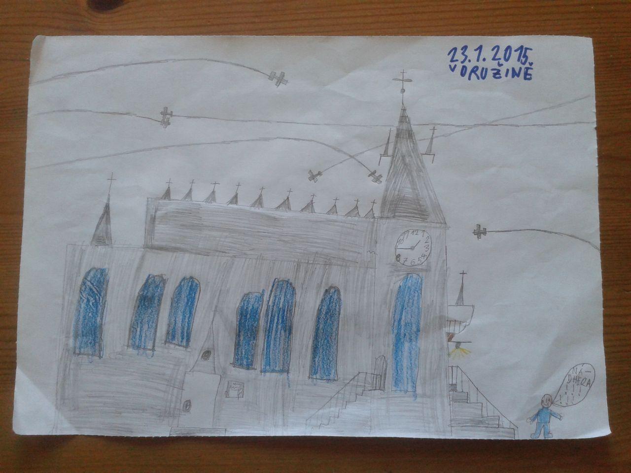 Tvaroženský kostel