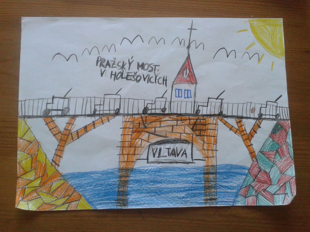 Most v Holešovicích