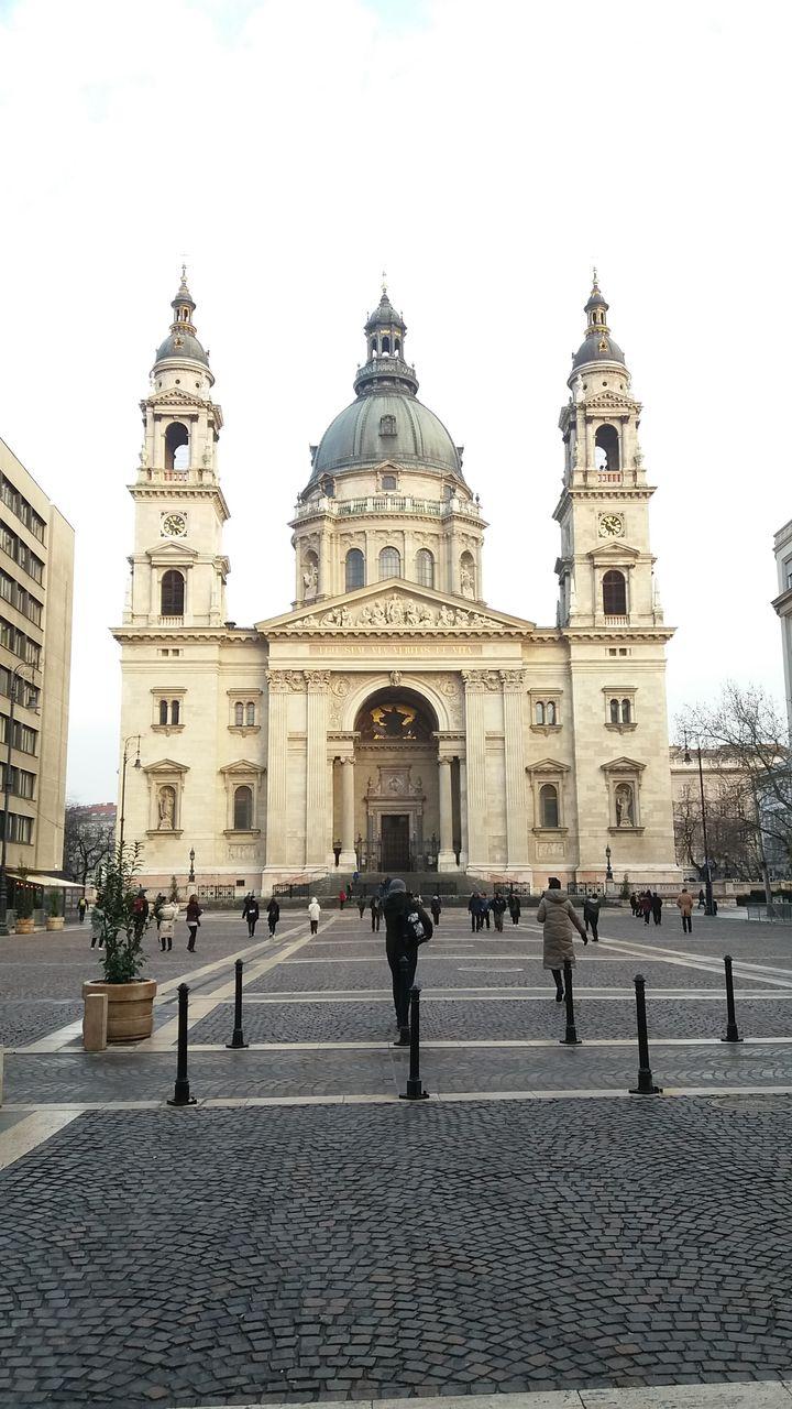 Budapešť - Bazilika sv. Štěpána