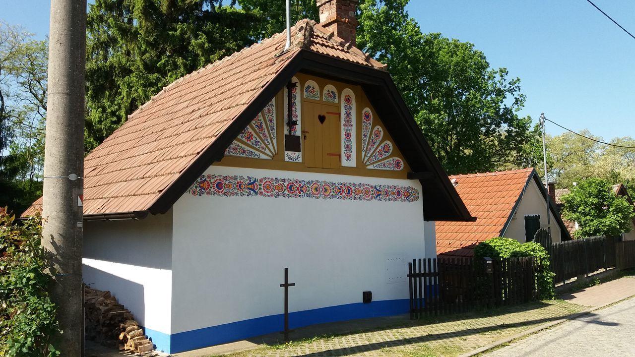 Slovácké stavení