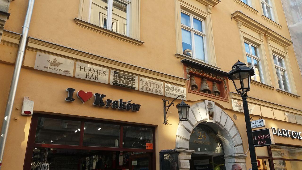I love Krakov