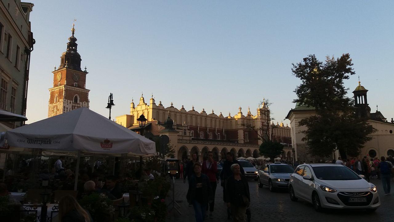 Tržnice na Rynku v Krakově
