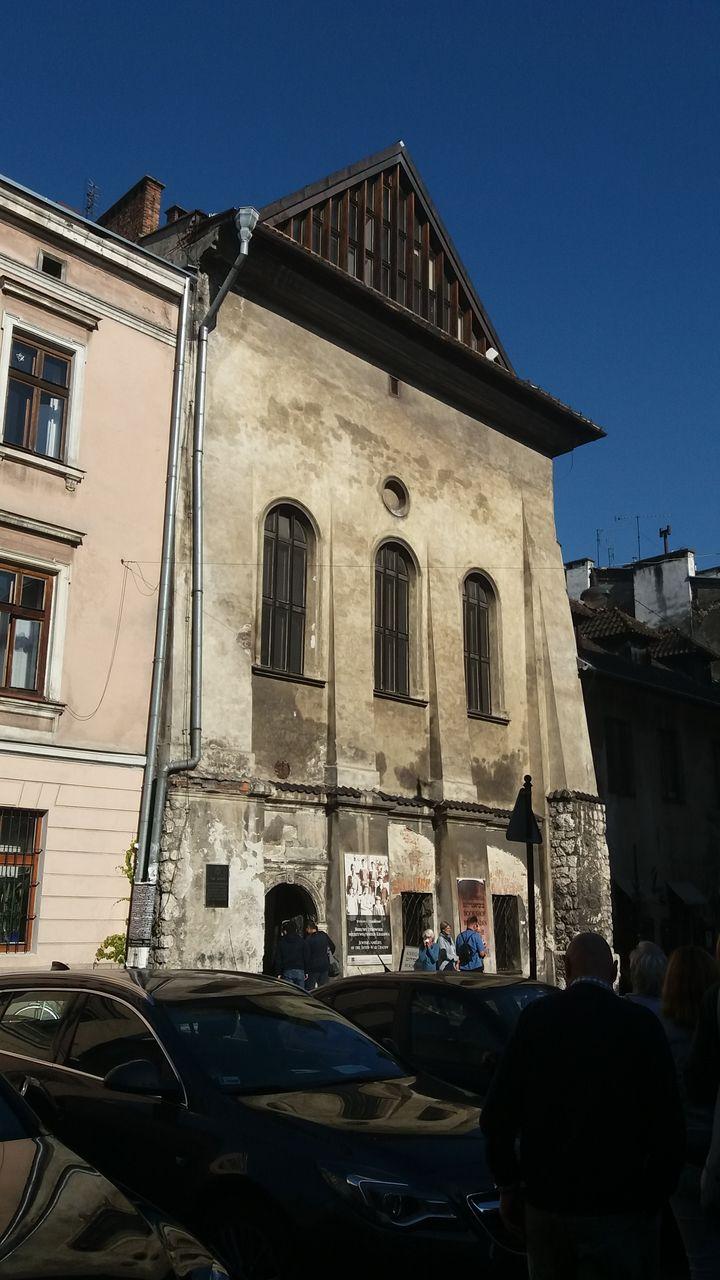 Synagoga v Kazimierzi