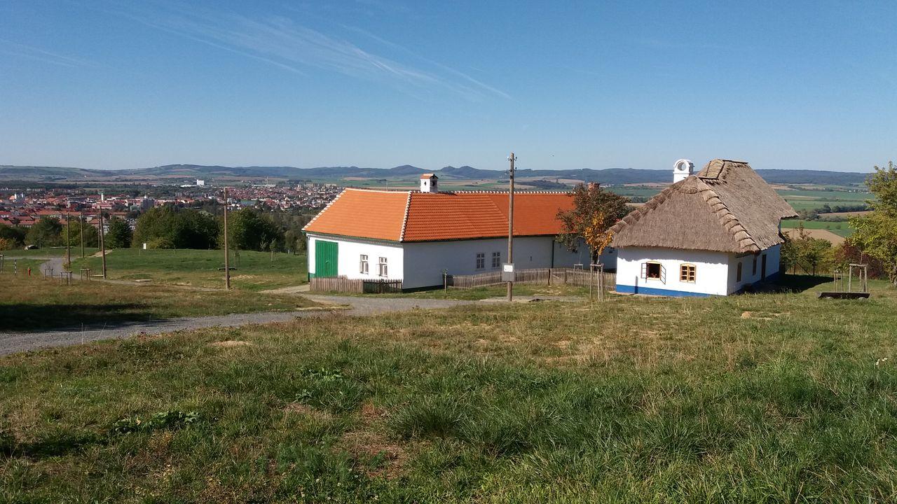Park Rochus v Hradišti