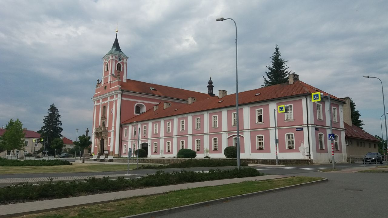 Poutní kostel Štípa