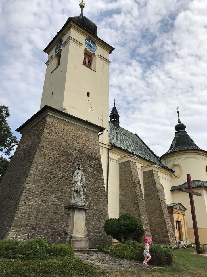 Kostel v Drnovicích