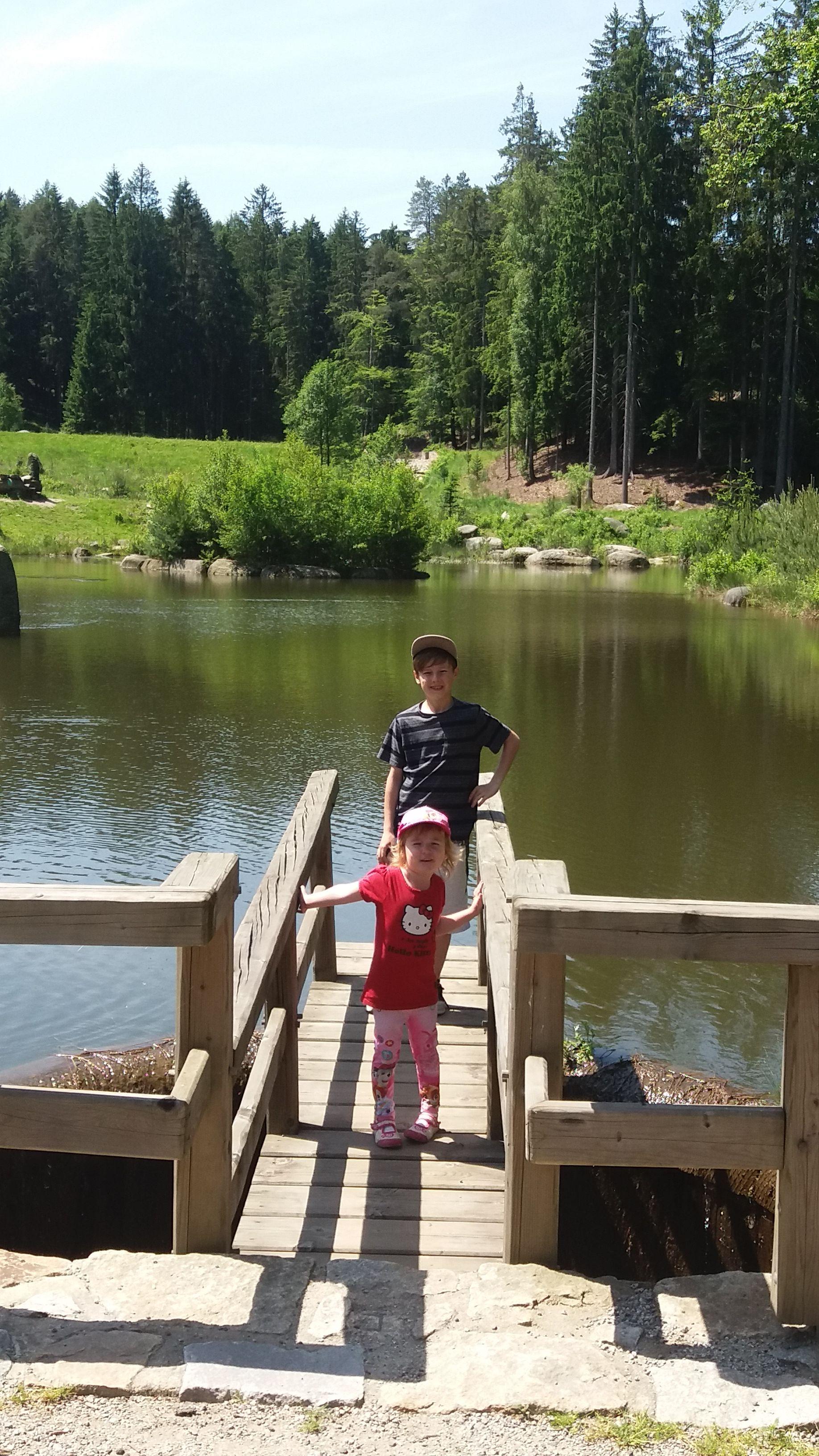 NS Kaskádové rybníky