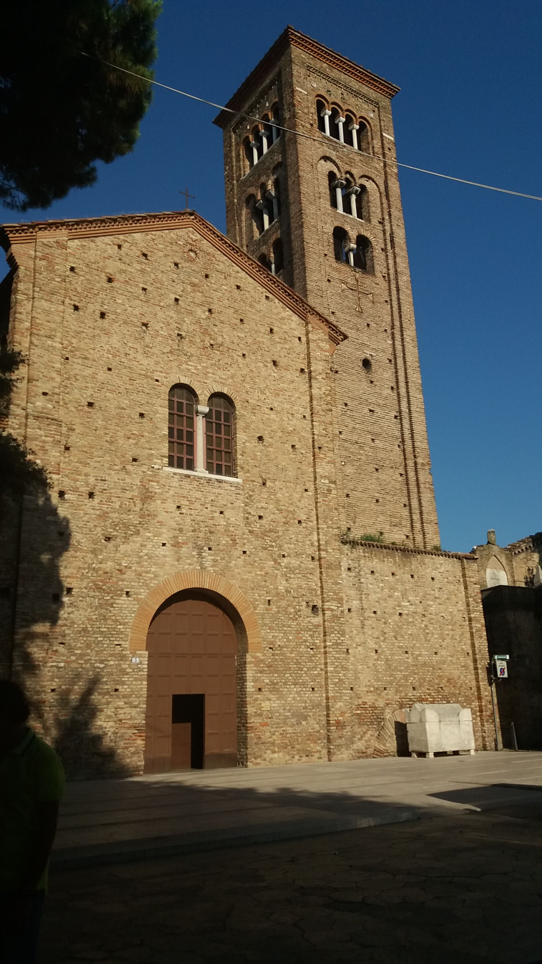 Bazilika San Francesco v Ravenně
