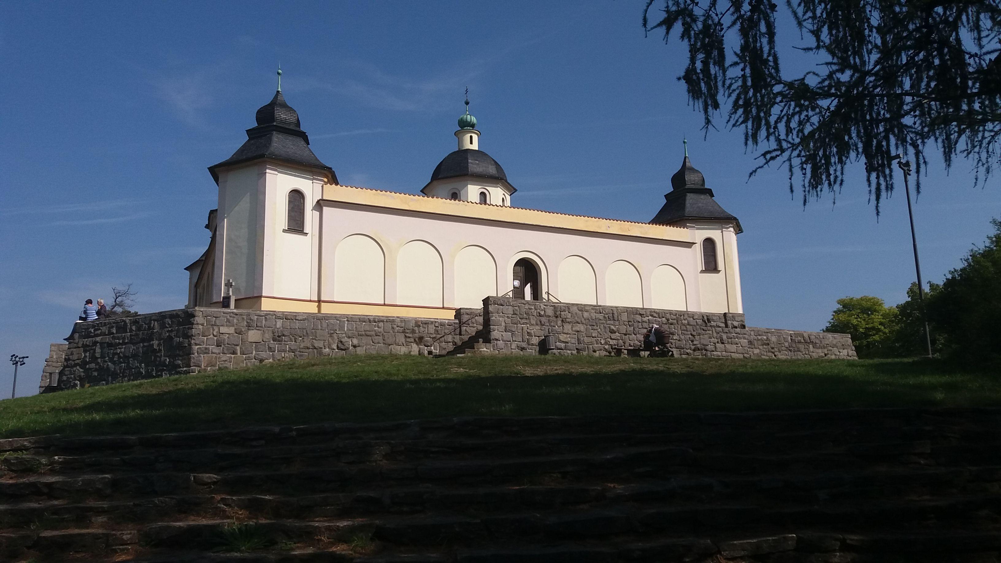 Vrch Anděla strážce v Sušici