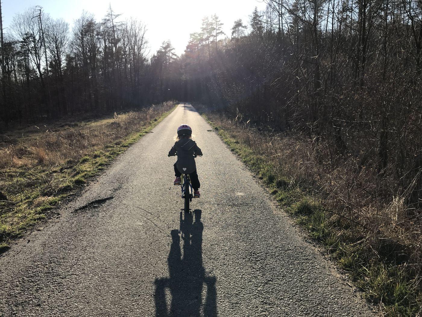 Cyklo na Kalec