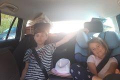 Cesta na dovolenou