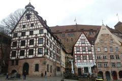 Norimberk - Pilatuhaus