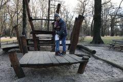 Drážďany  - Grosser Gartnen