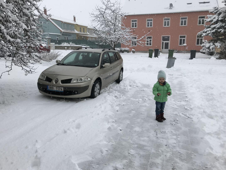 Zima 2019 - sníh