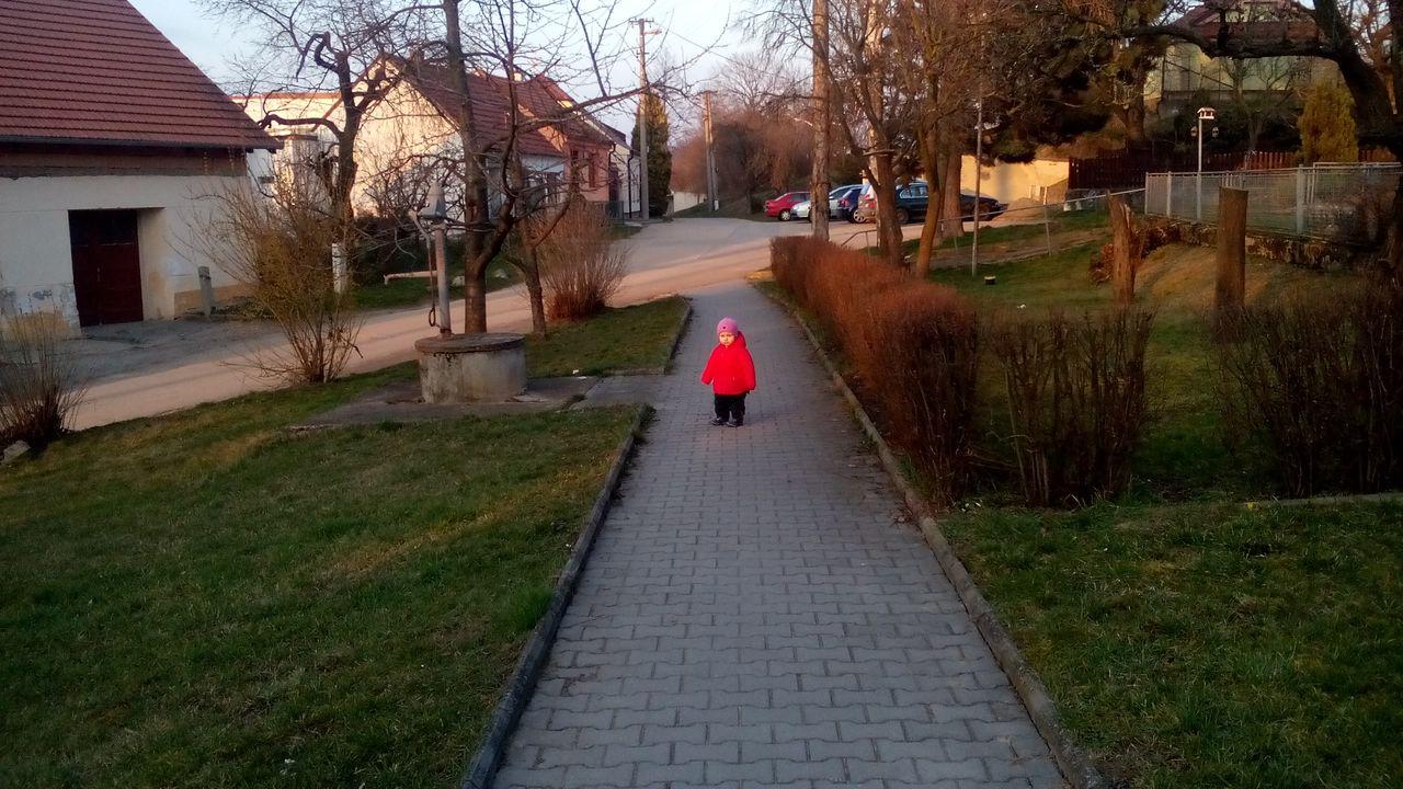 Na procházce na Krhoně