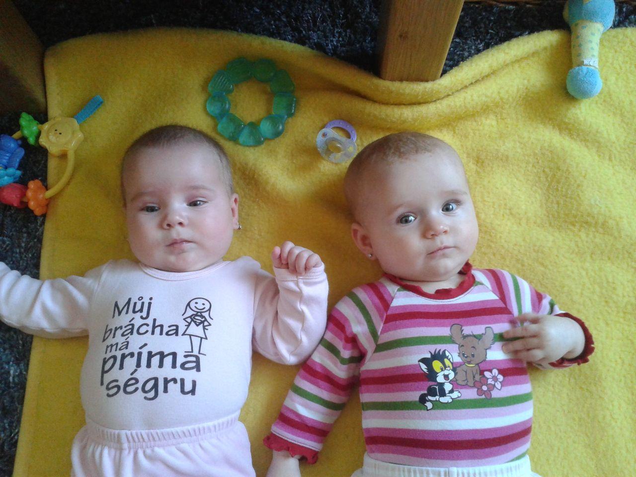Anička a Zdenička