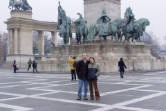 Naše cesty 2003 - Maďarsko - Budapešť