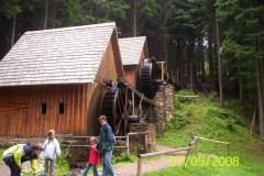 Naše cesty 2008 - Jeseníky - Zlaté Hory
