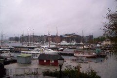 Naše cesty 2008 - Norsko - Oslo